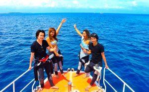 西表島 ダイビング ツアー