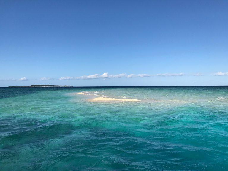 西表奇跡の島バラス島