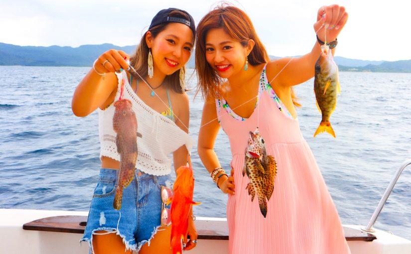 西表島釣りツアー