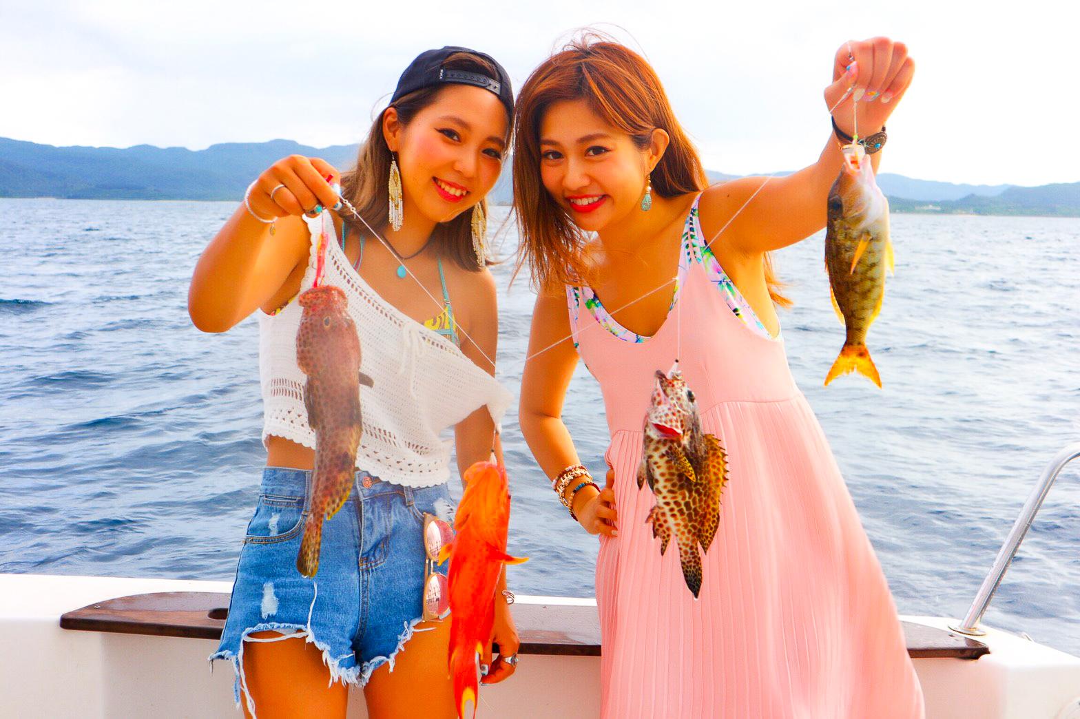 西表島釣りツアーを体験
