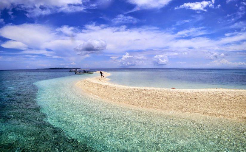 西表島からすぐいける奇跡の島バラス島
