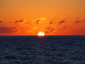 夕日を見るなら月が浜