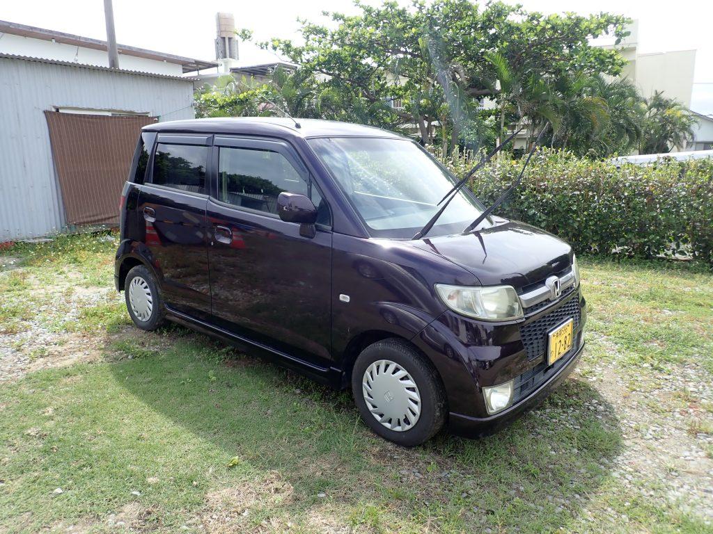 西表島レンタカーの提供する軽自動車