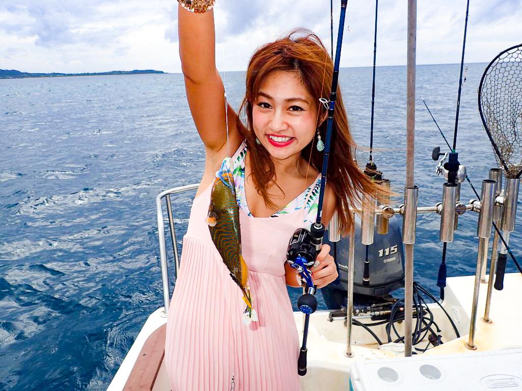 西表島釣りツアーアクティビティ