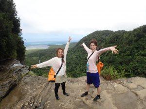 観光するなら西表島のピナイサーラの滝カヌー