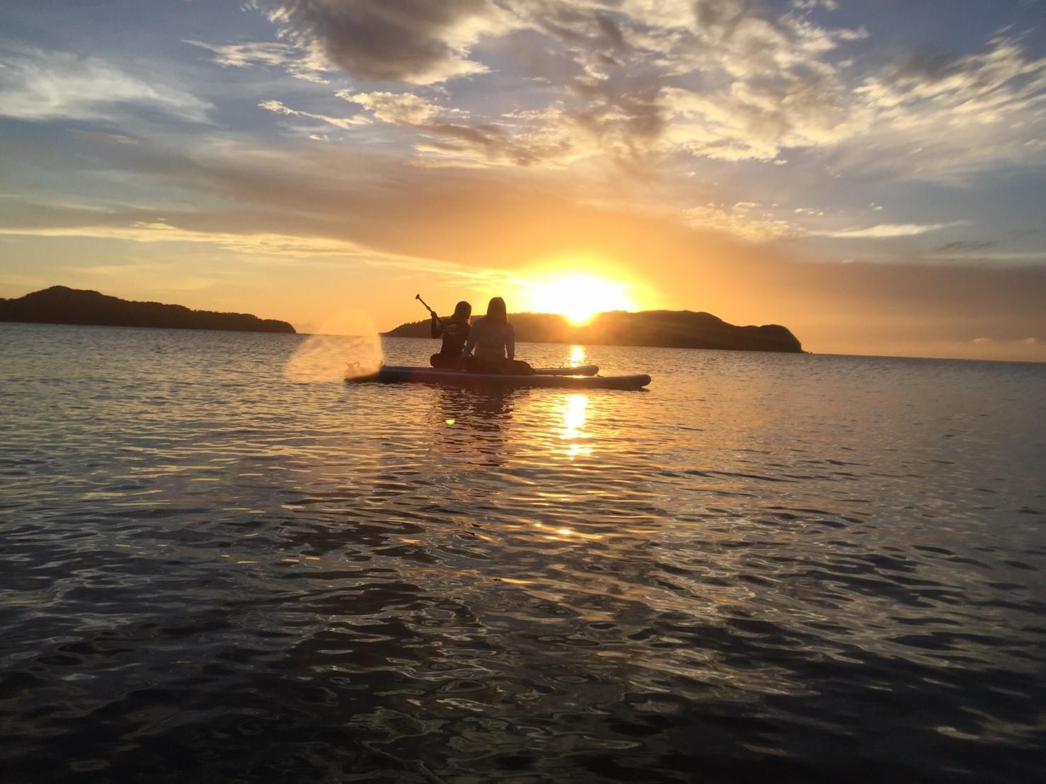 西表島マングローブsupアクティビティ
