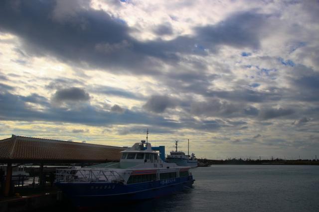 石垣島離島フェリー乗り場から西表島までの行き方