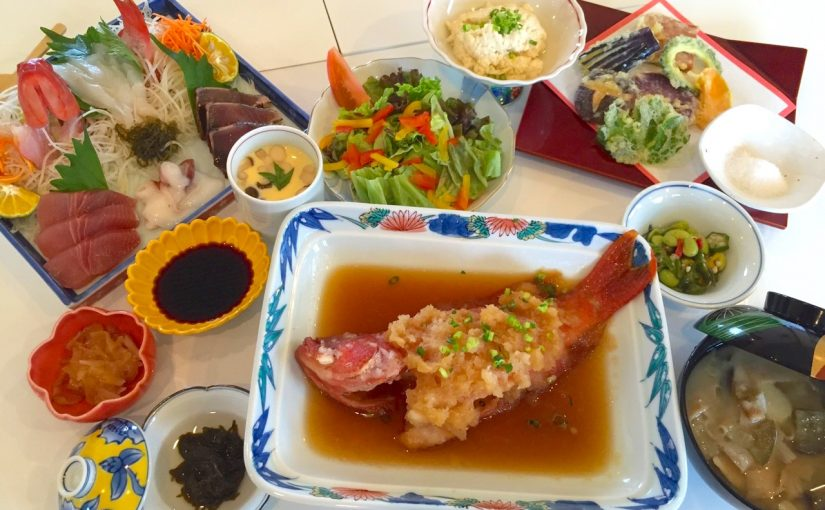 西表島の人気レストラン