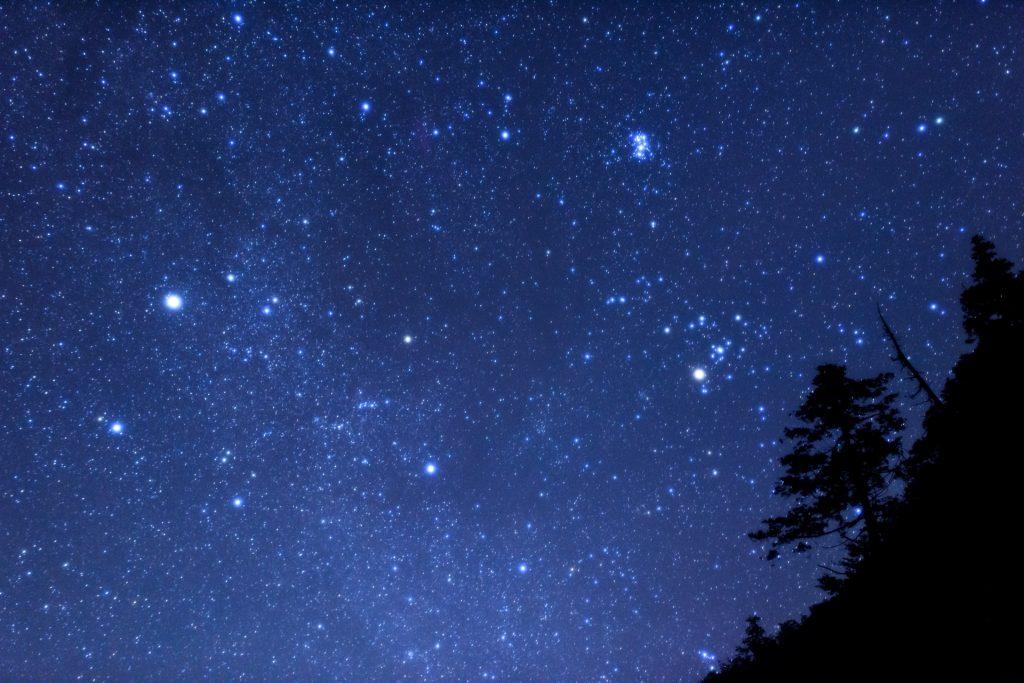 スターアイランド石垣島の夜空
