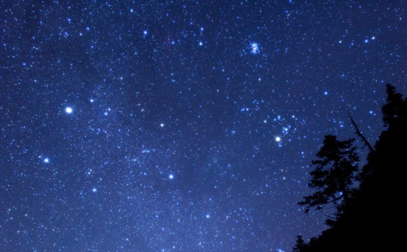 日本一きれいな西表の星空