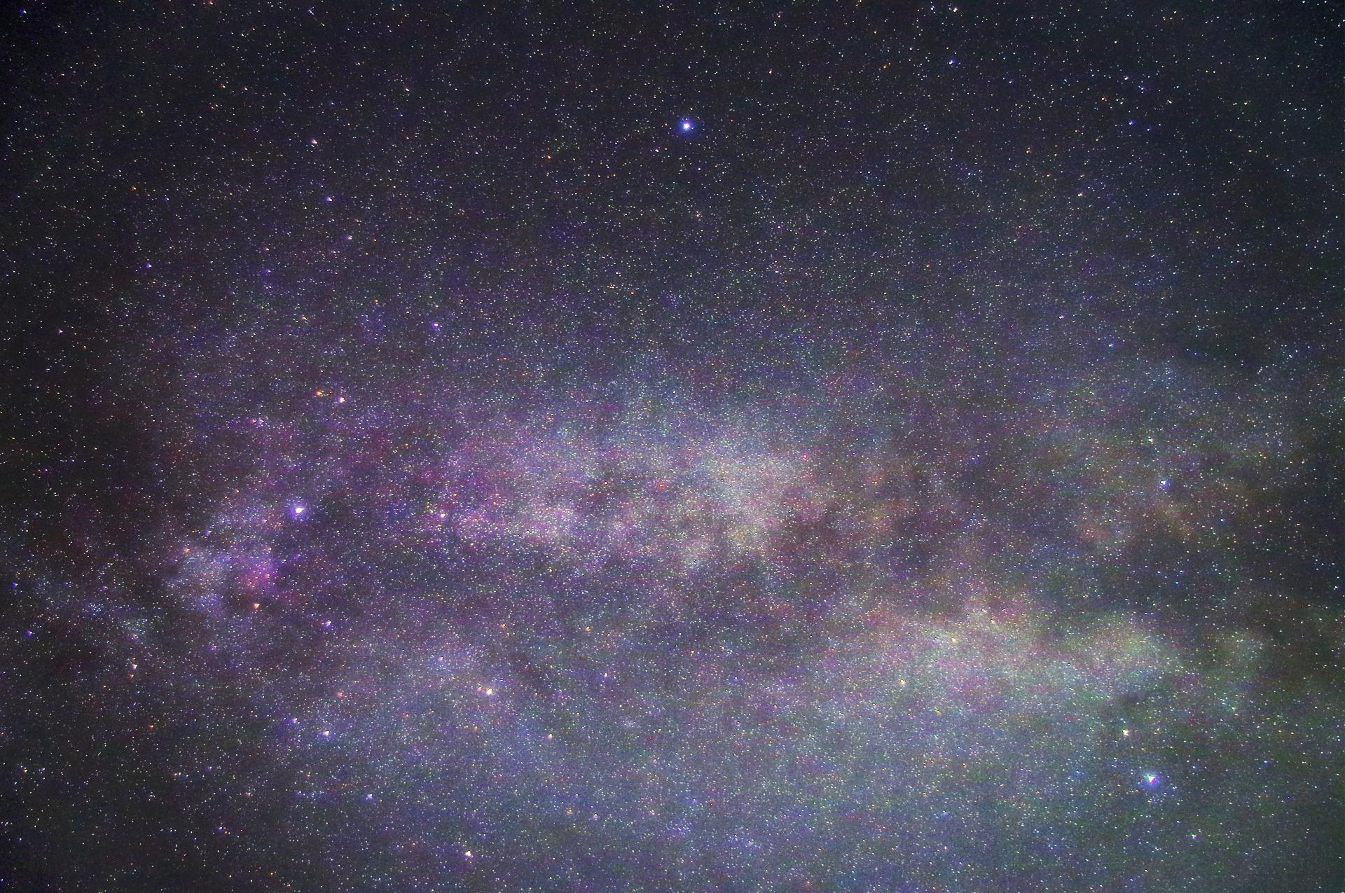 星空観察ベストスポット
