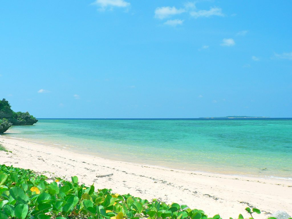 耳切りの浜ビーチ