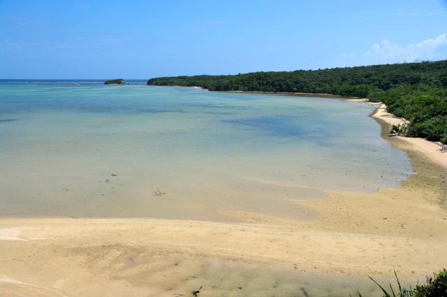 ビーチが綺麗なおすすめ西表島ツアースポット