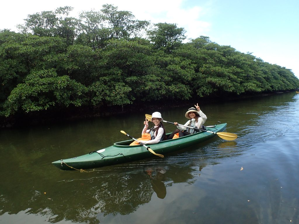 Iriomote Kayak Tour