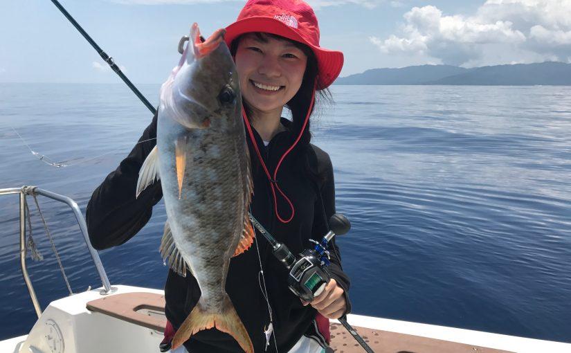 西表島釣りチャーターツアー