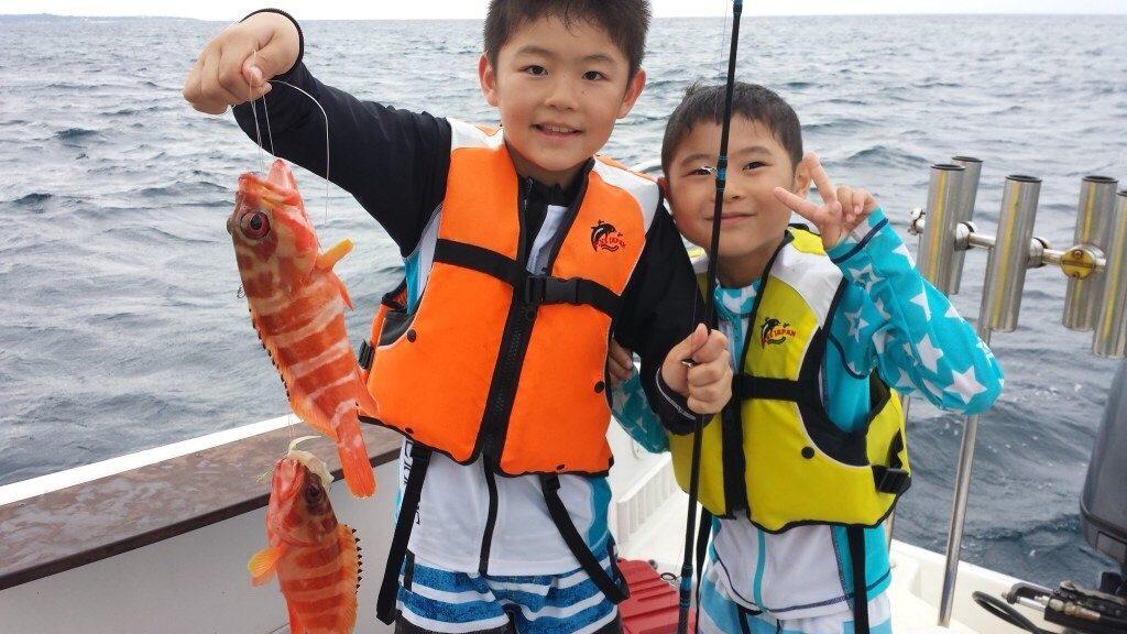 西表島チョイ釣り体験
