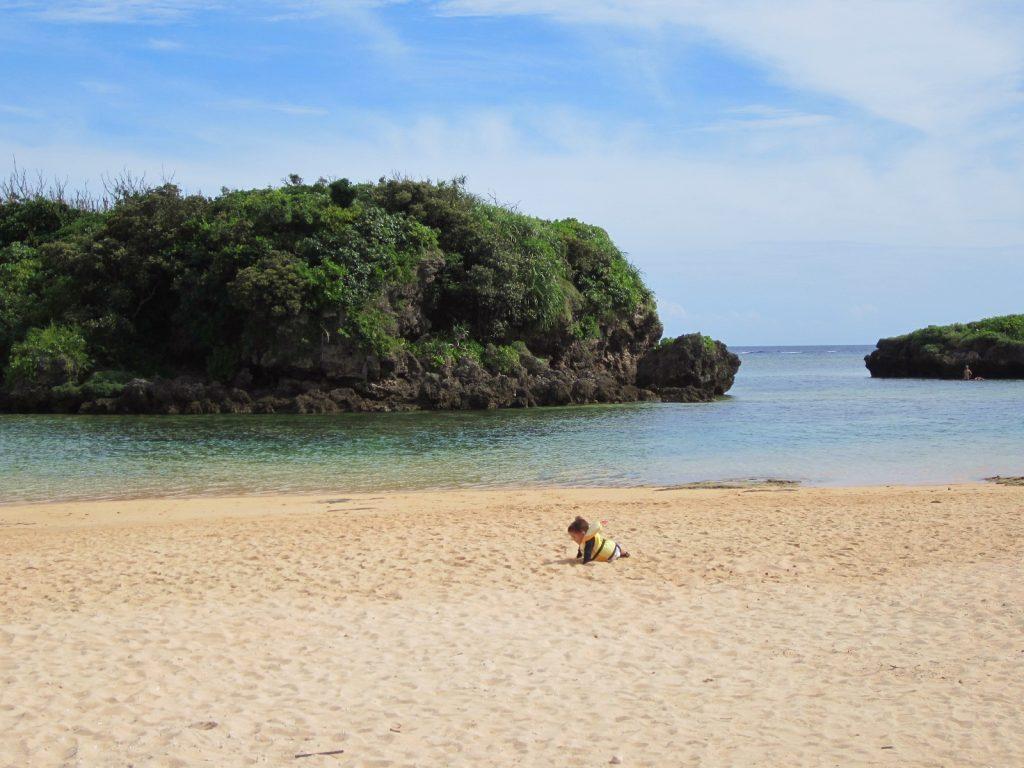 星砂のビーチ