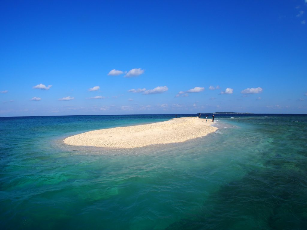 奇跡の島バラス島