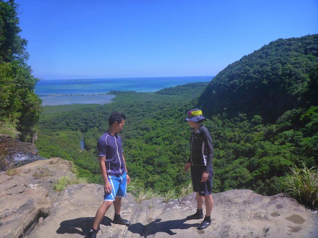 ピナイサーラの頂上からの絶景