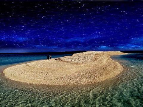 西表島のナイトバラス